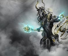 Oberon Prime Warframe Art, Golden Warriors, Armor Clothing, Game Themes, Cute Doodles, Best Graphics, Hero Arts, Fantasy Art, Historia