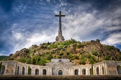 Madrid, Valley of the Fallen.  Spain.