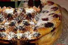 Torta fría de ciruelas pasasCocina fácil y rápida | Cocina fácil y rápida
