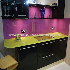 Global Sources: Splashback for kitchen