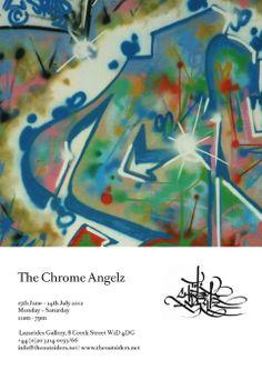 Chrome Angelz poster
