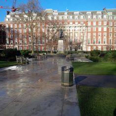 Grosvenor Square, London