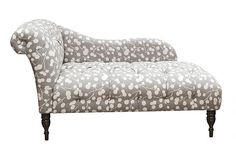 Francis Single-Arm Chaise