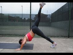 Fitness Workout - Body Weight Training