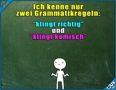 Irgendwann hört es sich dann richtig an ^^' #deutsch #Sprache #Humor #GutenMorgen #sowahr #Sprüche #lustigeMemes #Statussprüche #Statusspruch #Statusbilder