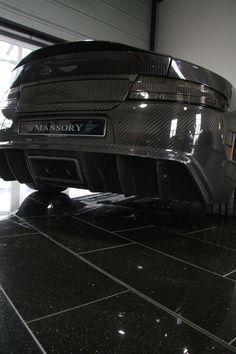 2009 Mansory Cyrus Aston Martin DBS – DB9