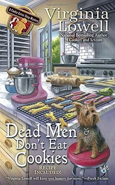 book cover of   Dead Men Don't Eat Cookies