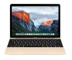 Apple MacBook 5JY32LL/A 12-Inch Laptop with Retina Display (Gold 256 GB) BRAND-NEW Retail Custom-Built Packaging Color: Gold Display: Retina display / 12-inch (diagonal) LED-backlit display with IPS...
