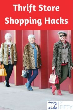 4 Expert Thrift Store Shopping Hacks From An Experienced Thrifter. Read this post and learn all you need to know to find the best clothing and deals at thrift stores! | thrift store | thrift store fashion | thrift store finds | #thriftedtransformations