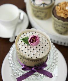 Cupcake by Lorinda Seto