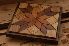 Large Puzzle $88.00 | Sanders Fine Woodworking