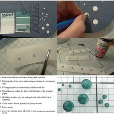Faux enamel dot tutorial- going to save me hundreds of dollars!