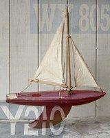Framed Sailboat II