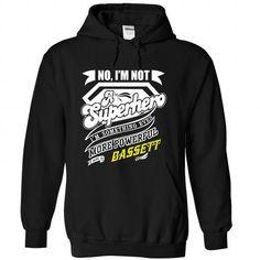 BASSETT - Superhero - #boyfriend gift #hostess gift. ORDER HERE => https://www.sunfrog.com/Names/BASSETT--Superhero-pevsailmpv-Black-37293286-Hoodie.html?68278