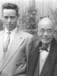 Alan Watts and D.T. Suzuki