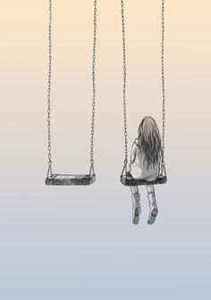 lonely by nhienan.deviantart.com on @DeviantArt