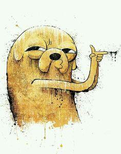 Adventure Time/Jake