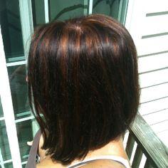 New fall hair!