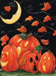 Celebrate Halloween by decorating with this Scary Night Halloween Flag - only $8.99 at Mad About Gardening and FREE shipping - http://www.madaboutgardening.com/store/scary-night-flag/