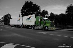 Clean Metal, Road Train, Kenworth Trucks, Buses, Rigs, Wicked, Vehicles, Decor, Wedges