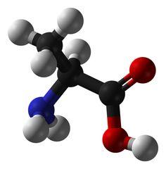 Alanina - Molécula da Semana