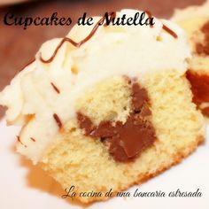 Oreo Cupcakes, Vanilla Cake, Cheesecake, Desserts, Blog, Nutella Cupcakes, Deserts, Cooking, Cheesecakes