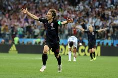 Croatia Buries Argentinas World Cup Hopes in a Deep Hole