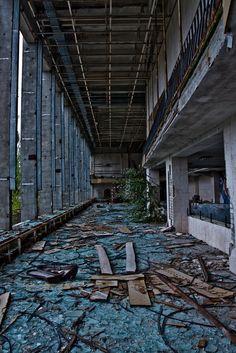 Palace of Culture   Pripyat