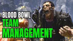 I wanted to share my opinions on how to manage your team in Blood Bowl to avoid issues like TV bloat and how to maximize your team value. Blood Bowl Teams, Management Tips, Nerd, Geek Stuff, Tv, Accessories, Fictional Characters, Geek Things, Television Set