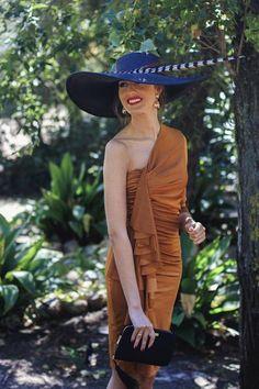 Vestido Lorraine Caramelo FW17