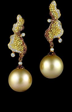 Jewellery Theatre - Elements Collection - Fire Earrings