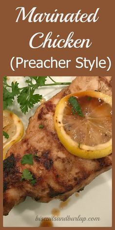 Why do we call it Preacher Chicken? Click over to find out.