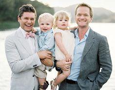 A sneak peek at five romantic gay celebrity weddings. http://www.pureblisswedding.com/2015/11/five-heartwarming-gay-celebrity-wedding-that-will-melt-your-heart/