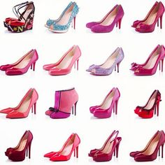 Louboutin - of course :) #www.shoeniverse.info
