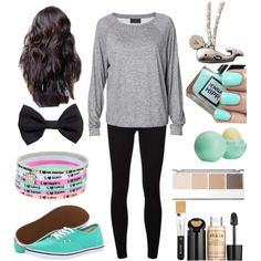 Comfy outfit