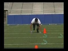 Learn Agility Training Drills for Football Speed