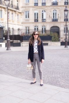 Blog: Mode and the City -Place-Saint-Georges