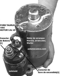 Starter Motor, Auto Starter, Projects To Try, Ford, Trucks, Ignition System, Motors, Electric Circuit, Blue Prints