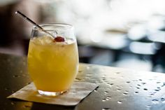 Whiskey Sour-my favorite!!
