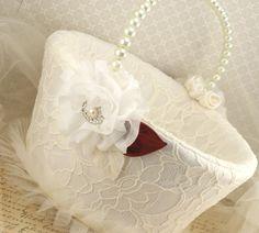 Flower Girl Basket Bridal Basket