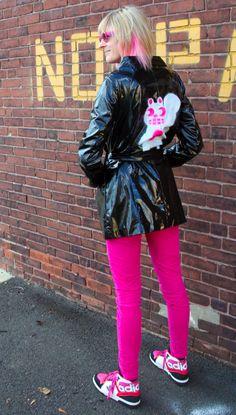 MegaGlam The Weather sKwirl™ #streetart slicker ©kHyal™ 2013 | MegaGlam.com