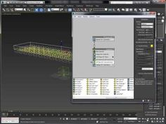 ▶ PFlow 3ds Max 2014 - Road Falling - YouTube