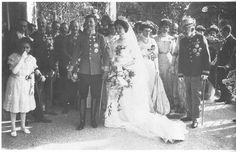 Austrian-Hungarian Imperial Family- Zita's wedding 1911