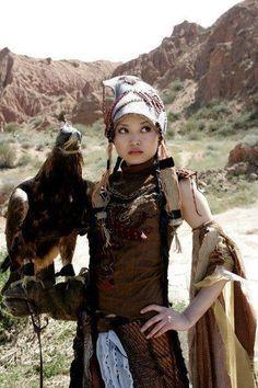 Turk Mongol The Huns: The Khuraldai/Intergatheration of Eurasian nomads