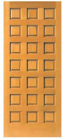 TM Cobb Exterior door style 2100