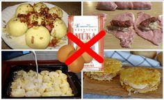 Vynikajúce jedlá bez vajec a múky, ktoré viete rýchlo pripraviť! Dairy, Cheese, Chicken, Basket, Cilantro, Cubs