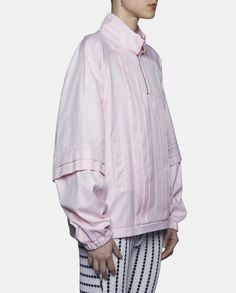 Pleat Front Pullover Caitlin Price - SHOWstudio / MACHINE-A