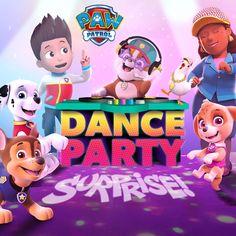 PAW Patrol: Dance Party Surprise