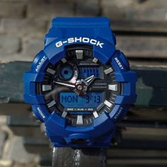 G-Shock GA-700 — extreme tough design