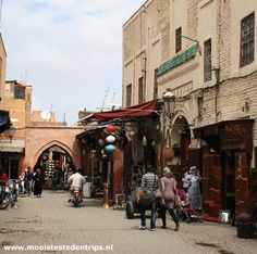 Spending a Day in Marrakech - Blog by Esther de Beer, Mooistestedentrips.nl
